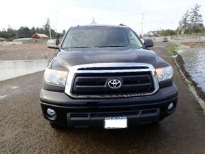 2012 Toyota Tundra SR5  Double Cab With Mechanical Warranty