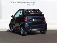 smart fortwo cabrio EDITION 21 MHD (black) 2014-03-04