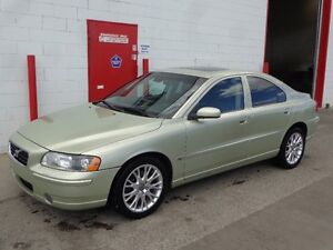 2005 Volvo S60 2.5L ~ Turbo AWD ~ Leather ~ Sunroof ~ $5999