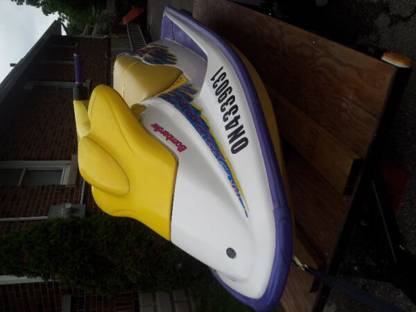 Used 1995 Sea Doo/BRP XP