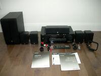 Yamaha Home Cinema 5.1CH Speaker Package
