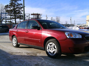 2006 Chevrolet Malibu LS with ONLY 24,000 KMS