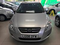 2008 Kia ceed 1.6CRDi ( 113bhp ) LS - 10 STAMP - 2 KEEPERS - 2KEYS-MOT OCT 18