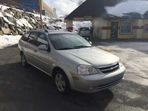 MOVING SOON MUST SELL- 07 Chev optra only 148km
