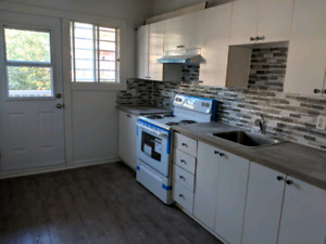 Renovated 3 1/2 for Rent Available Immediately