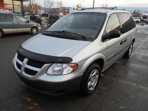 2001 Dodge Caravan Auto 3.3L Great Condition Only 160000KMS