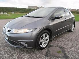 Honda Civic 1.4 VTEC SE 2009 Low Miles 42k FSH 2 Keys 6 Speed 4 Matching Pirelli