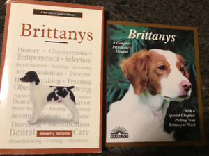 Brittany Spanial books