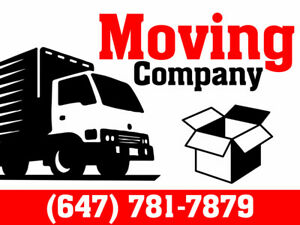 FLAT RATES AVAILABLE and *Free Moving Quotes GTA