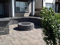 Final Grading, Paving stones, patios, Retaining Walls & More