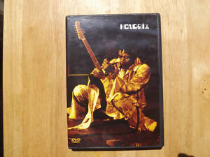 """FS: Jimi """"Hendrix: Band Of Gypsys"""" Live At The Filmore East DVD"""