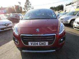 2014 Peugeot 3008 1.6 e-HDi FAP Active SUV EGC 5dr