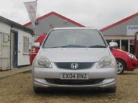 Honda Civic 1.6i VTEC ( 16in Alloys ) auto Executive