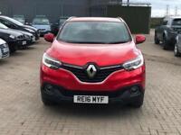 2016 Renault Kadjar 1.5 dCi ENERGY Dynamique S Nav (s/s) 5dr
