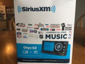 Sirius XM onyx EZ car radio