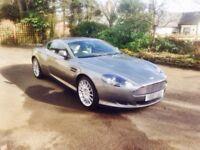 Aston Martin DB9 6 Ltr semi auto 07 reg