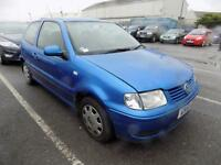 Volkswagen Polo 1.4 2002MY Match