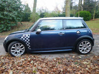 Mini 1.6 Cooper S Checkmate A Family Business Est 18 Years
