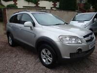 Chevrolet Captiva 2.0VCDI ( 150ps ) LS 2009 58 Plate