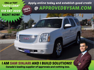 GMC YUKON DENALI - HIGH RISK LOANS - LESS QUESTIONS - APPLY NOW