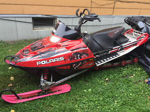 *** will trade my POLARIS RMK 800 for your bike! ***
