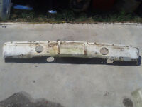 Original factory used front bumper 1973-80 Chevy pickup (BP0114)