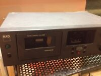 NAD cassette deck 602 for parts or repair
