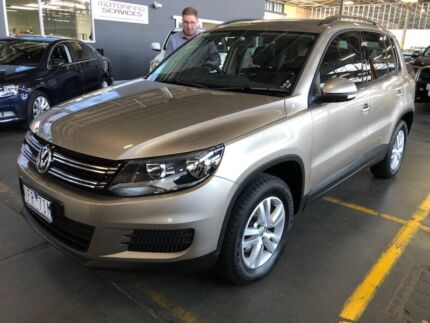 2015 VW Tiguan 118tsi  bluemotion SUV North Hobart Hobart City Preview