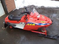 Looking for a Arctic Cat or Polaris 120cc snowmobile