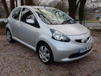 Toyota AYGO 1.0 VVT-i AYGO+ **FInance From £77.96 Per Month**