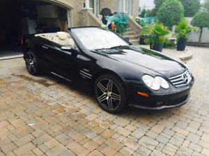Mercedes SL500 AMG  2004 Limited Edition
