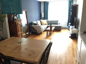Appartement 5 ½ Rosemont – 1er avril – 1100$