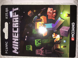 Minecraft game for PC&Mac