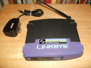 Linksys WRK54G Router 2.4ghz
