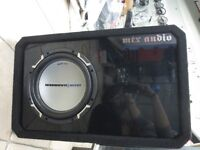 """MTX Audio Jack Hammer 10"""" Sub/Subwoofer need gone come get it"""