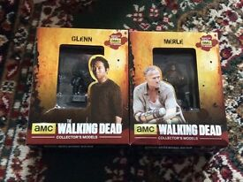 The Walking Dead Collectables
