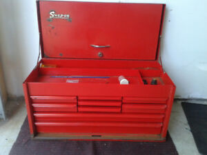 Vintage SNAP ON Tool Box