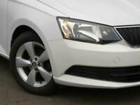 2015 Skoda Fabia 1.0 SE MPI 5d 74 BHP Hatchback Petrol Manual