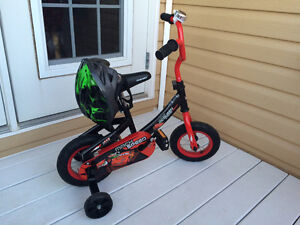Toddler Bike/Helmet