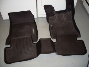 Mercedes-Benz CLA 250/GLA250 Front and Back Winter Floor Mats