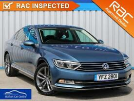 Volkswagen Passat 2.0 Gt Tdi Bluemotion Technology 2015 (65) • from £57.98 pw