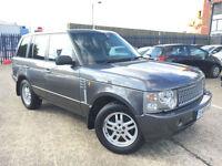 Land Rover Range Rover 3.0 Td6 auto 2003MY HSE