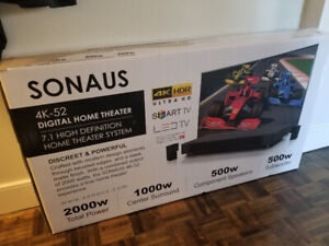SONAUS 4K-52 Digital Home Theater