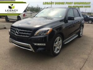 2015 Mercedes Benz M-Class ML 400 4MATIC  - Low Mileage