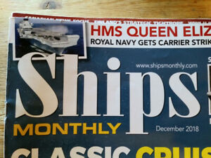 Wanted: Ships Monthly or Warships International back issues