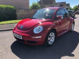 Volkswagen Beetle 1.4 long mot