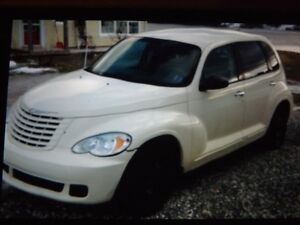 2008 Chrysler PT Cruiser Sedan