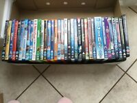 Children's 35 DVD bundle