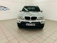 2004 BMW X5 3.0i Sport Auto 4WD 5dr SUV Petrol Automatic