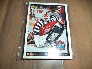 93-94 McDonald's NHL Hockey Base Set (27) NrMt-Mt
